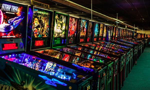 Arcade Expo Southern California